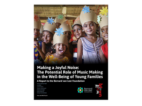 Making a Joyful Noise: The Potential Role of Music Making in the Well-Being of Young Families