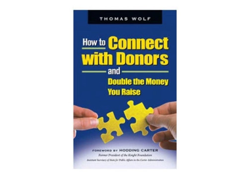 Four Keys to Cultivating a Donor