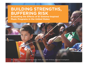 Building Strengths, Buffering Risk