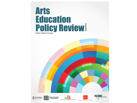 Special edition of the Arts Education Policy Review