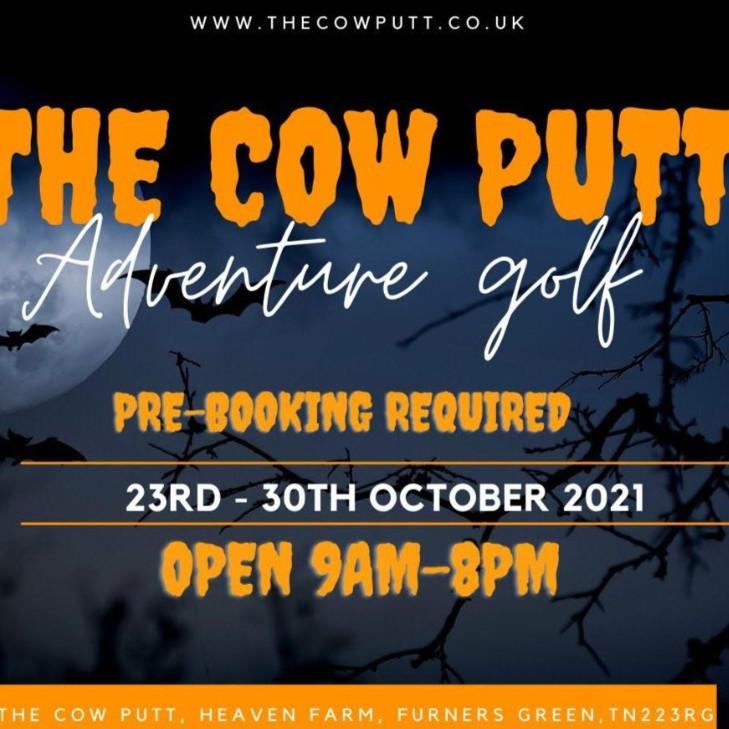 Spooky Adventure Golf