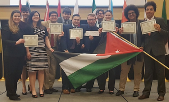 OU Model Arab League Team Wins Big at Texas Conference