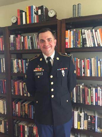 José A. Cabrera: Attorney and Future MAIR Graduate