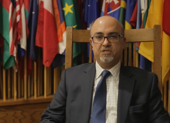 Professor Mateo Mohammad Farzaneh