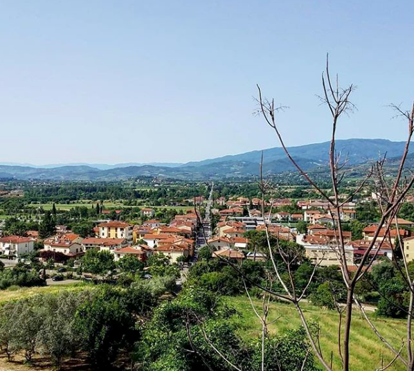 """""""Arezzo, you are a masterpiece."""" Photo and caption by Kylee Lewis, OU in Arezzo."""