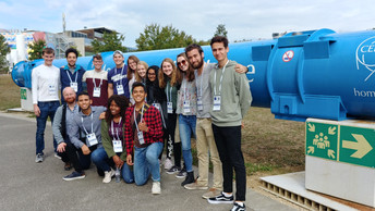 """Like a Dream"": OUA Students Tour the European Organization for Nuclear Research (CERN) in Geneva"