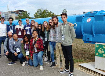 """""""Like a Dream"""": OUA Students Tour the European Organization for Nuclear Research (CERN) in Geneva"""