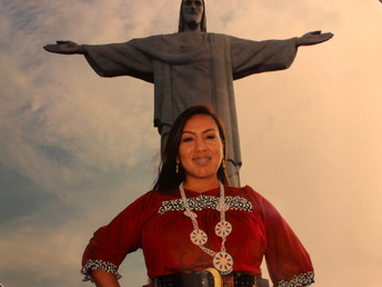 "A Greater Purpose: Cultural Exchange in Brazil on OU's ""Adventure Awaits"" Program"