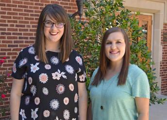 People of CIS: Megan Reeves and Mary Beth Polk