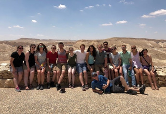 Students Study Culture & Politics on CIS's Journey to the Middle East Program