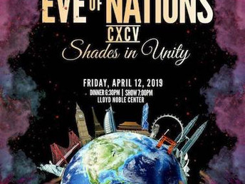 On April 12, OU Celebrates International Community with Eve of Nations: Shades in Unity