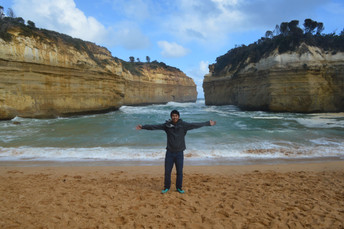 Virtues of Study Abroad: Enthusiasm