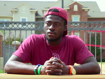 Humans of the World @OU: Nelson McEwen