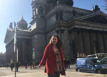 Russian Reminiscence: A Semester Abroad in St. Petersburg