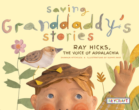 Saving Granddaddy's Stories