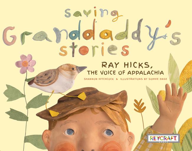 Saving Granddaddy's Stories