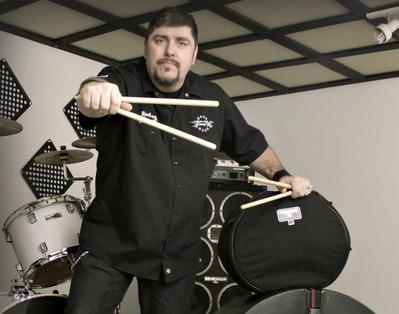 Gary Dacus Drummer