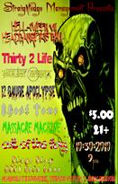 Massacre Machine & Twelve Gauge Apocalypse /w Gary Dacus