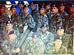 1/32 Mortar Platoon Ft Drum ~ 2003