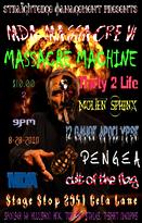 Massacre Machine & Twelve Gauge Apocalypse w/ Gary Dacus