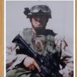 Gary Dacus Jr ~ Iraq 2003-2004