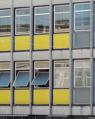 Stevenage building
