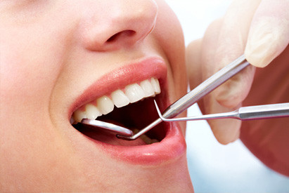 Were you getting dental treatment done & can't go back now to finish it?