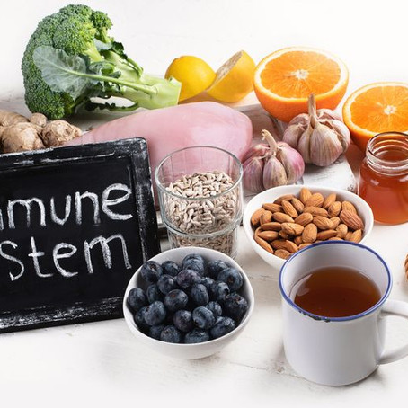 How to increase your immunity by eating the right food?