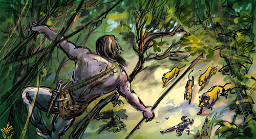 The Tarzan Journals