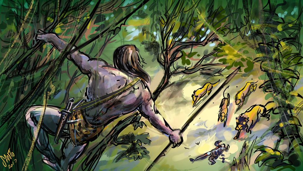 The Tarzan Journals