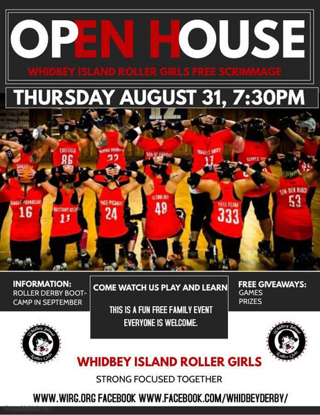 Open House Free Scrimmage