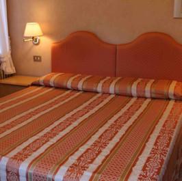 Camera da letto Hotel Tirolo