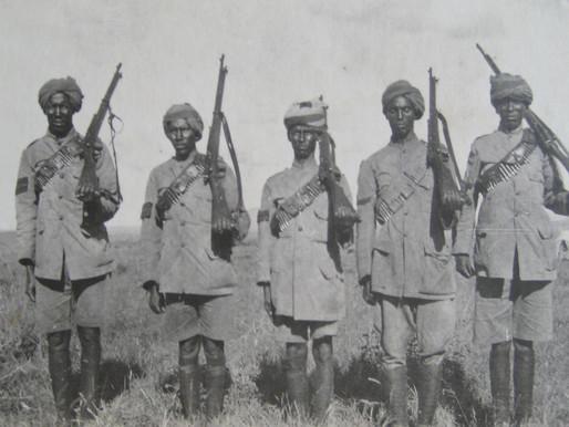 THE SOMALI SCOUTS