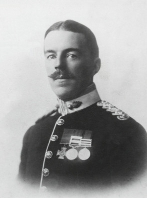 Major Herbert Augustine Carter VC