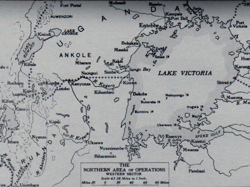THE CAPTURE OF UKEREWE ISLAND, VICTORIA NYANZA