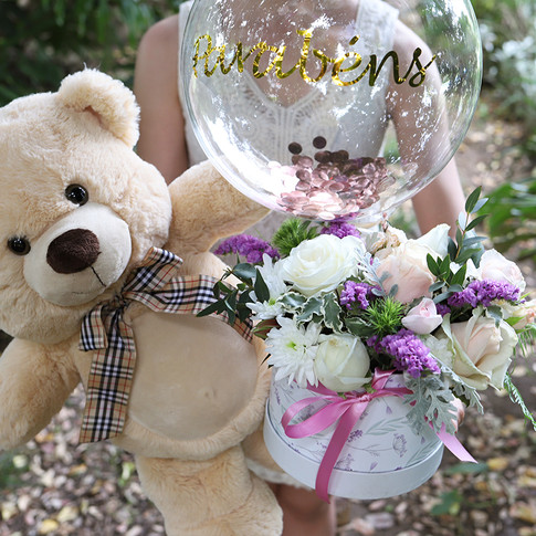 Box Flores