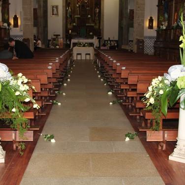 Decoração Igreja