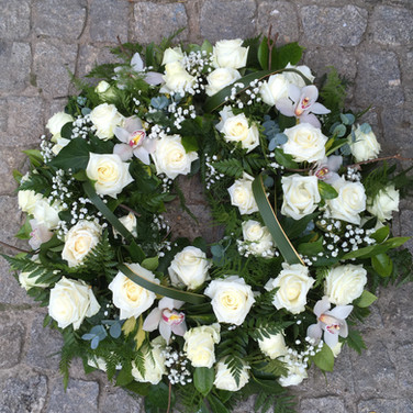 Cora funebre