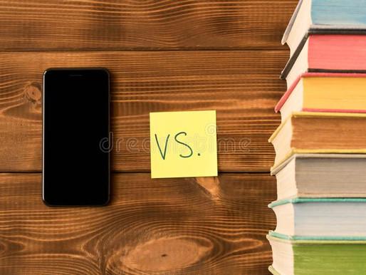 Internet vs Livro: Por Que o Antagonismo?