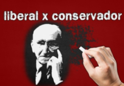 Liberal vs Conservador: o Conflito Iminente