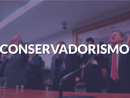 O Problema do Bolsonaro se Declarar Conservador