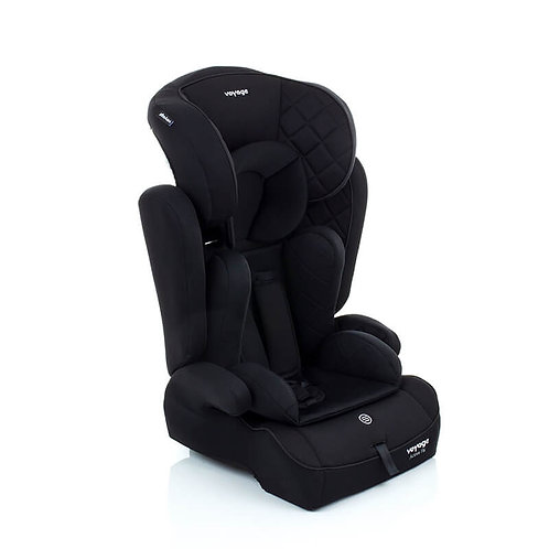Cadeira para auto Active Isofix Preta - Voyage