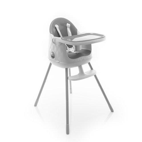 Cadeira de alimentação Jelly Cinza - Safety