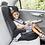 Thumbnail: Cadeira para auto City Isofix Preta - Kiddo