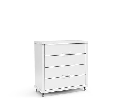 Gaveteiro Tutto New branco - Matic Móveis