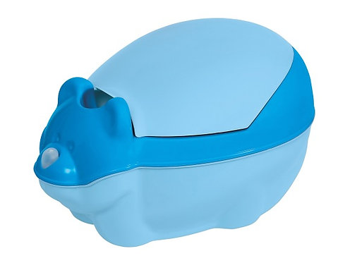Troninho Musical Azul - Tutti Baby