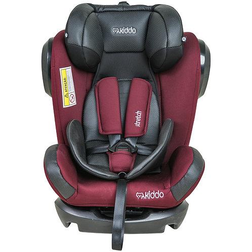 Cadeira para auto Stretch Vinho - Kiddo