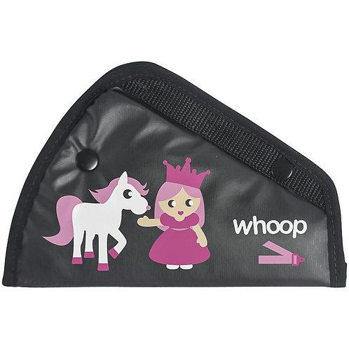 Posicionador para cinto de segurança Fix Princesa - Kiddo