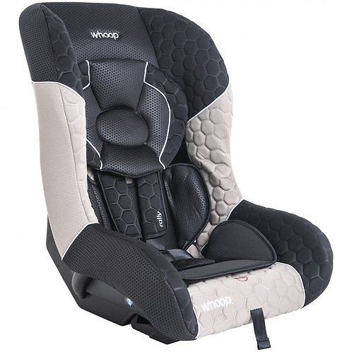 Cadeira para auto Rally II Cinza - Kiddo Whoop