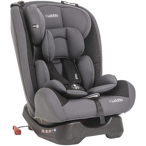 Cadeira para auto Grow Cinza - Kiddo